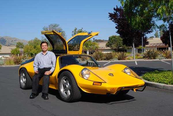 Lloyd Tran-AMPTRAN Electric Car